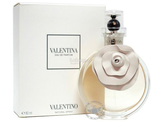 *100% Original Tester Unit*Valentina Eau De Parfum 80ml Spray