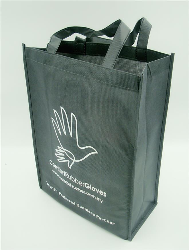 100 PCS A5 Non Woven Recycle Bags Combo Set
