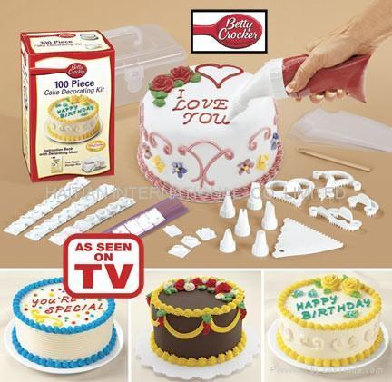 100 Pcs Cake Decorating Kit Borong End 1 17 2020 715 AM
