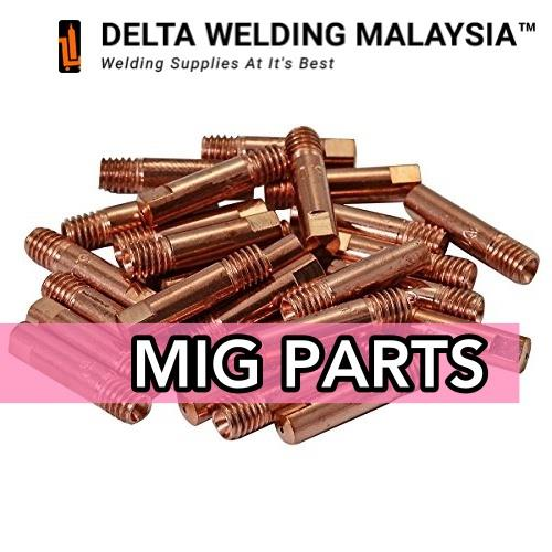 100 PCS - MIG CONTACT TIP MACHINE WELDING MALAYSIA