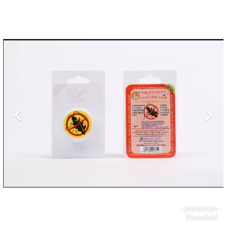 100 pcs Natural Insect Repellent Ajaib