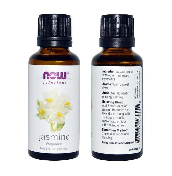 100% Pure Jasmine Essential Oil (30 ml)