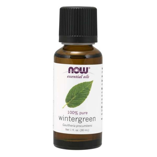 100% Pure Wintergreen Essential Oil (30 ml)