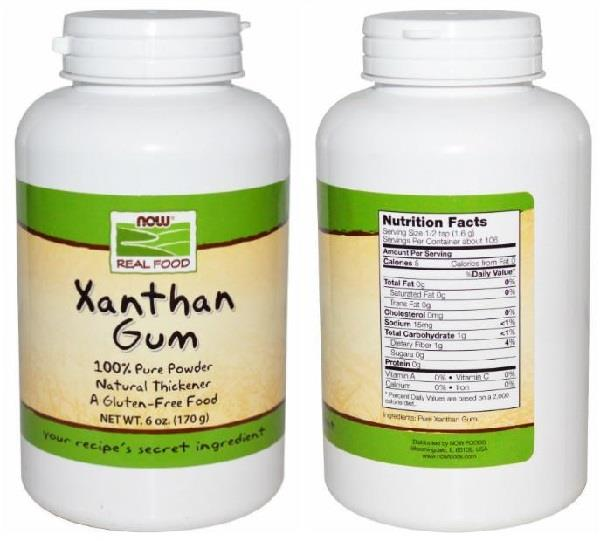 100% Pure Xanthan Gum Powder (170 g)