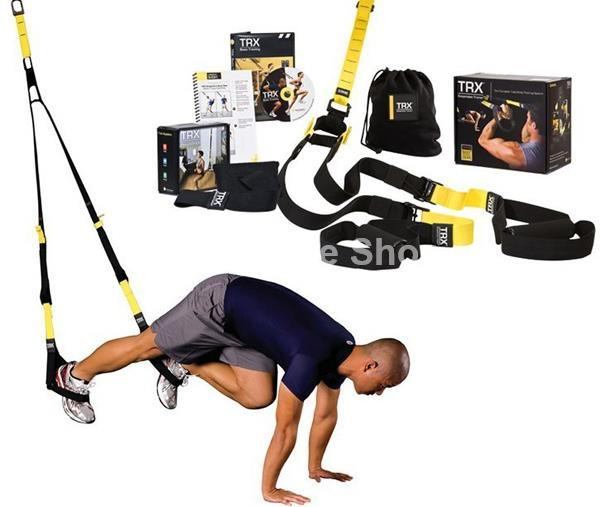 100% Quality TRX Pro Pack II - Total Body Gym Workout 1year Warranty