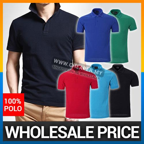 100 no shrink pique cotton polo t sh end 7 6 2019 1 15 am for 100 cotton t shirts shrink