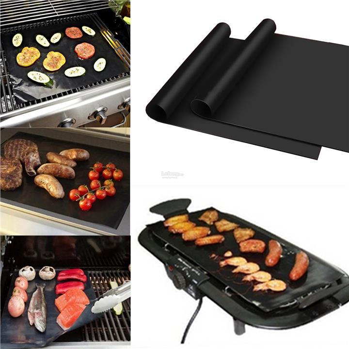 100 x 40cm large non stick bbq gril end 8 23 2018 12 15 am. Black Bedroom Furniture Sets. Home Design Ideas