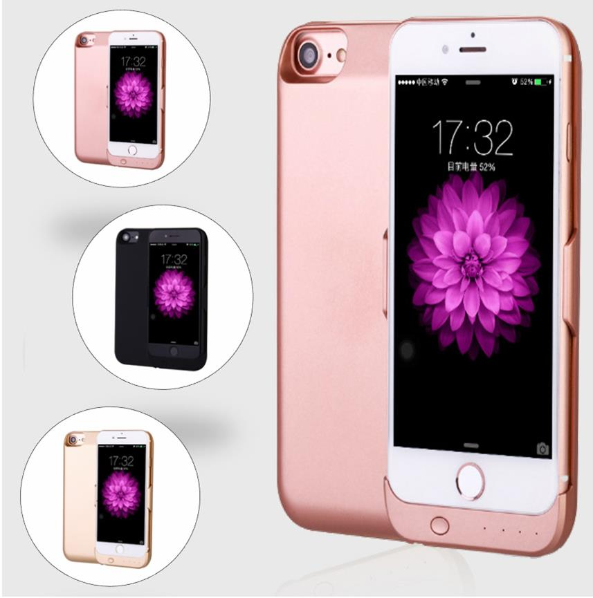 buy popular 0b4e1 49686 10000mAh Backup Battery Charger Case Iphone8 8Plus 7 7plus 6 6s 6Plus