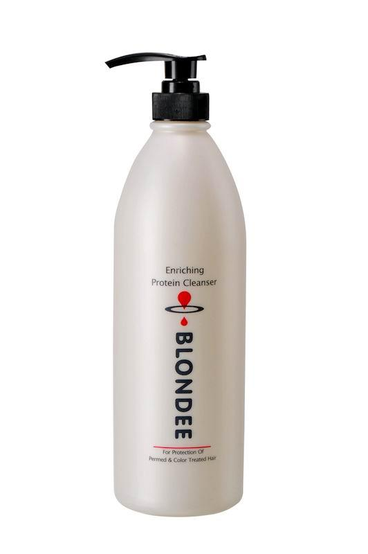 1000ml Blondee Protein Cleanser Permed & Colored Shampoo