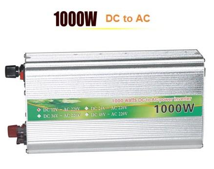 1000W DC to AC Power Inverter for Solar System 1kW