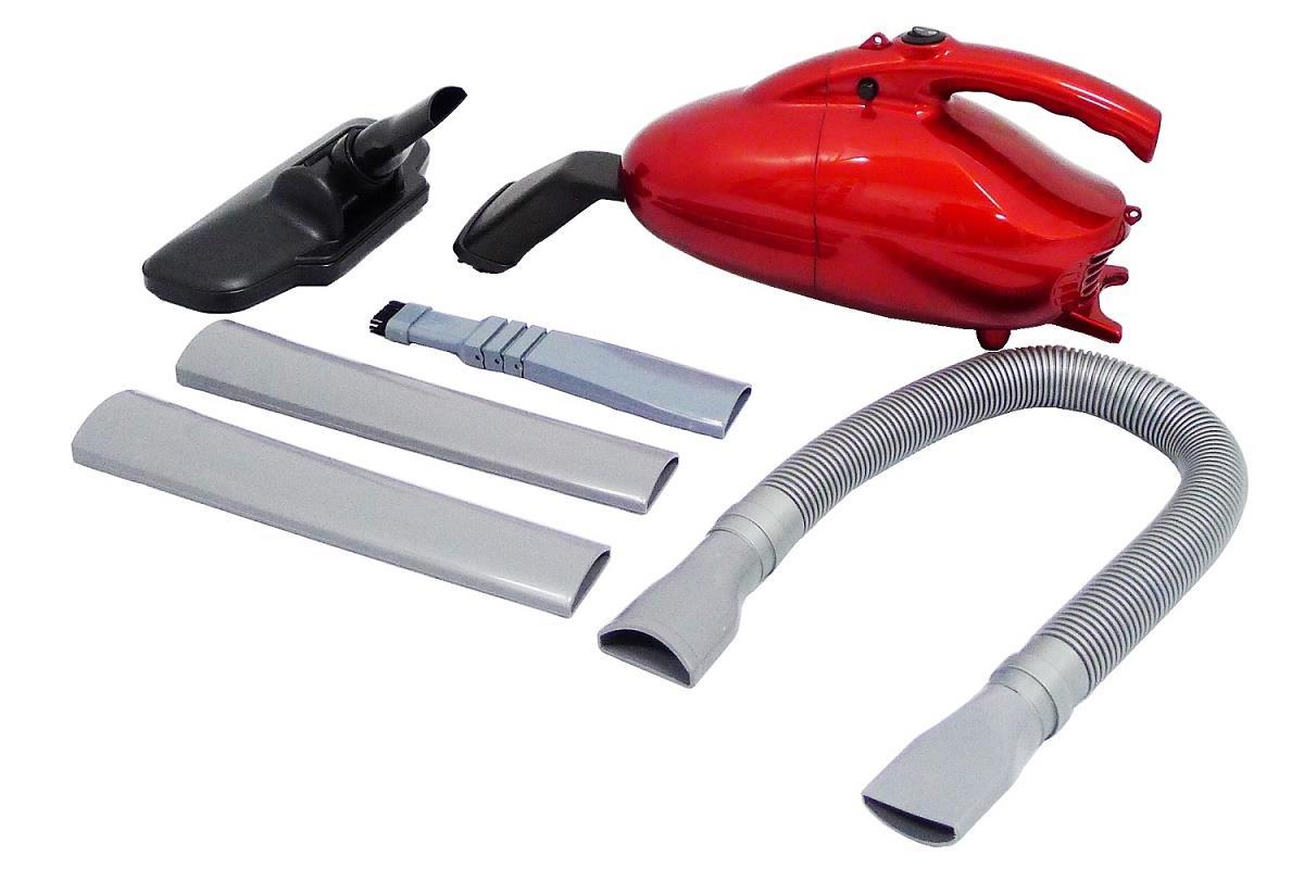 1000W Powerful Handheld Vacuum Cleaner Red