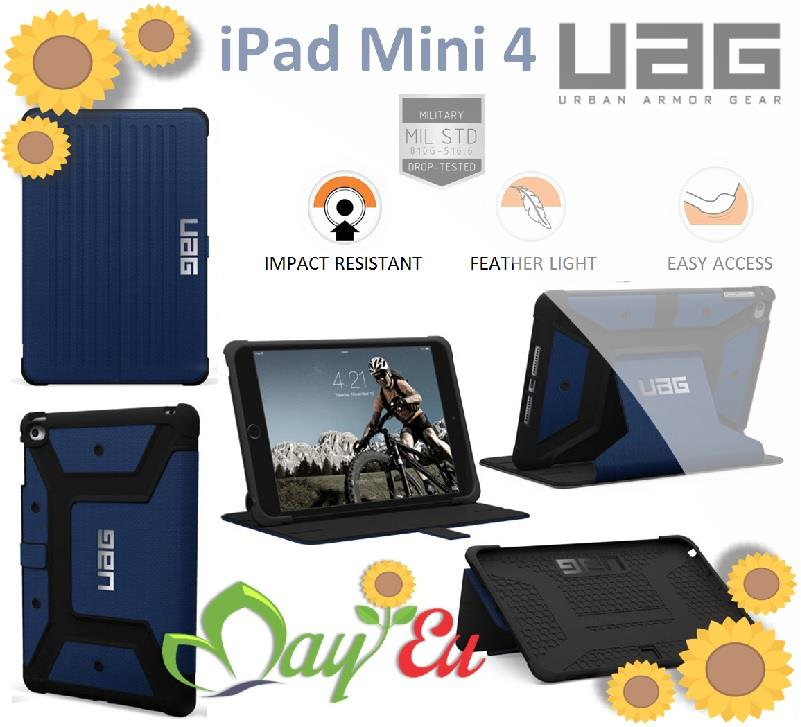detailing fa5e9 1646c ❁ Urban Armor Gear ~ UAG Folio Case for iPad Mini 4