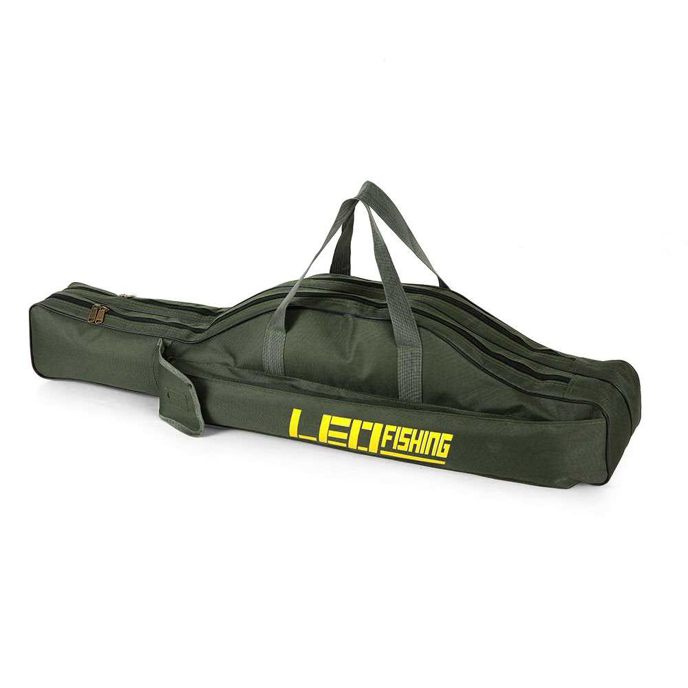 100cm/150cm Foldable Multi-purpose Fishing Bags Fishing Rod Bags Zipped Bags C