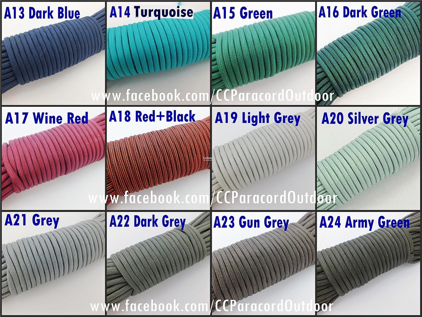 100ft 550 Paracord Parachute Cord Survival Bracelet Rope 7 strands