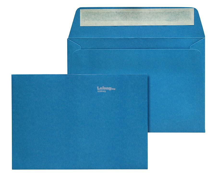100gsm 162 x 114mm Bonnie Blue Envelope (100pcs)