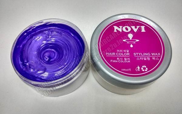 100ml Novi Korea Hair Color Styling Wax (BUY ONE FREE ONE)