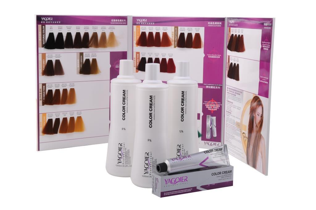 100ml Yagqier Hair Color Dye Cream (BUY 2 FREE 1)