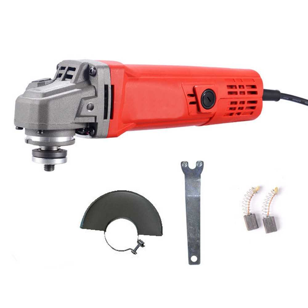 100mm 710W 220V Portable Electric Angle Grinder Multifunctional Handheld Polis