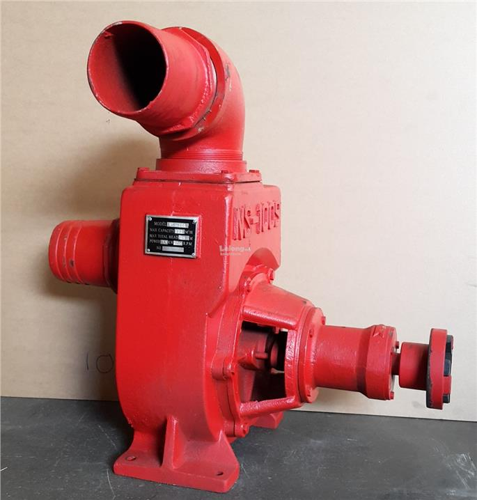 100mm Water Pump Head (NS-100) ID112881