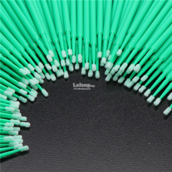 100pcs 2.5mm Disposable Micro Applicators Multipurpose Disinfect Clean