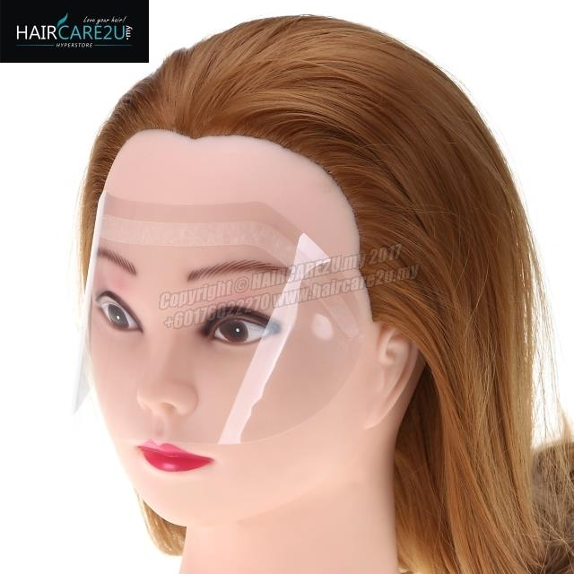 Hairspray Plastic Shield Mask Eye Face Protector Hair Salon Home Us Styling Tool Hair Care & Styling