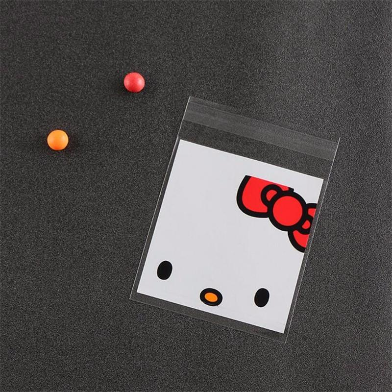 100pcs Hello Kitty 2 Self Adhesive P (end 4 5 2020 11 15 PM) 68597fac02dac