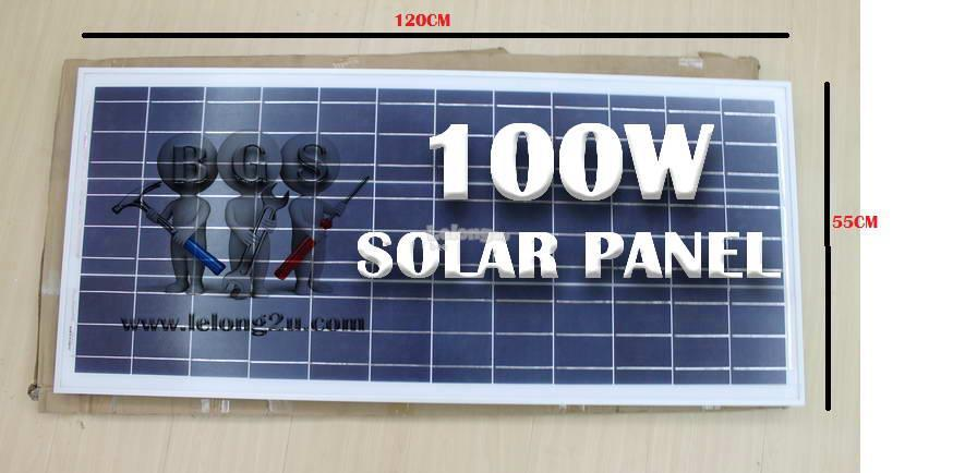 100w polycrystalline solar panel 100w home solar panels
