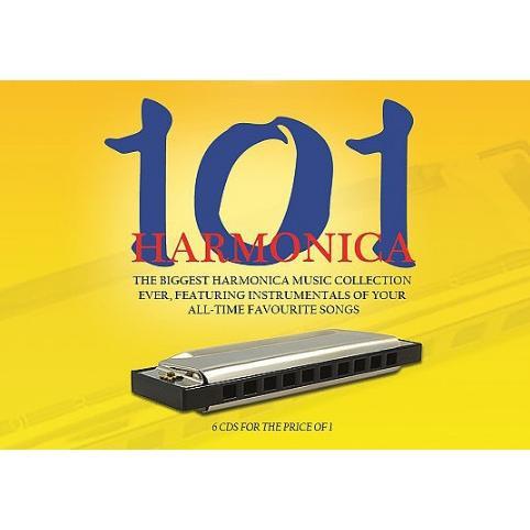 101 Harmonica (6-CD) (Imported CD)