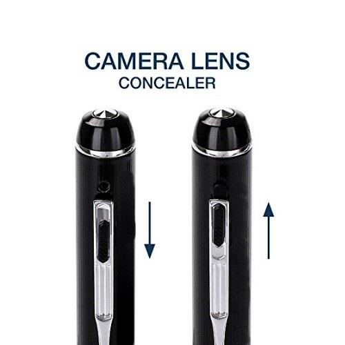 1080P H.264 16GB Hidden Lens Pen Camera (DVR-06D).