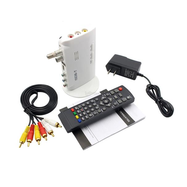 1080P ISDB-T Digital Terrestrial Convertor TV BOX Receiver PVR + Anten