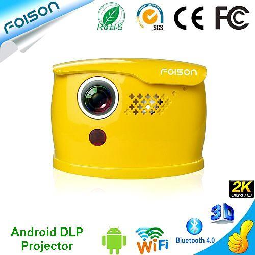 1080P Mini Android DLP Projector (PJ-24C).