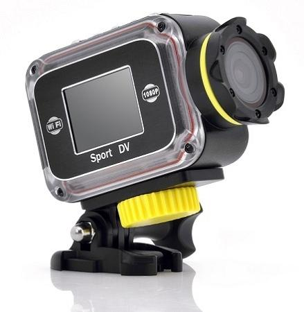 1080P Wifi Full HD Action Camera (WSP-10C).