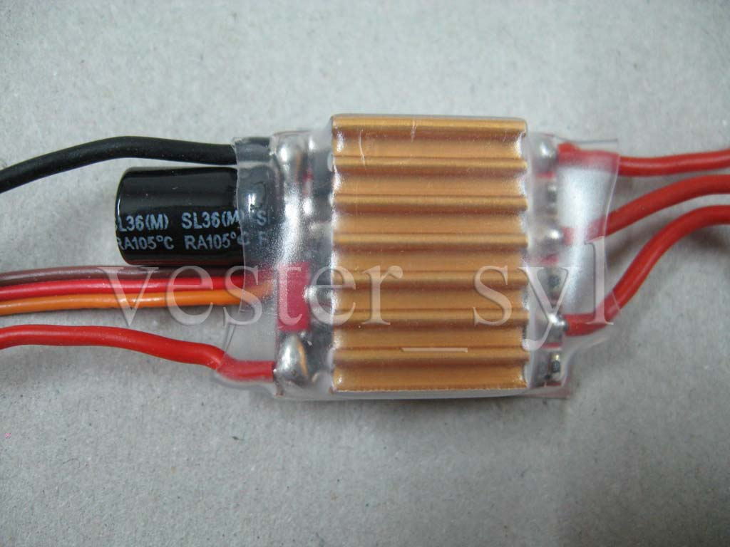 10A Mini Brushless Motor Speed Controller ESC With BEC New
