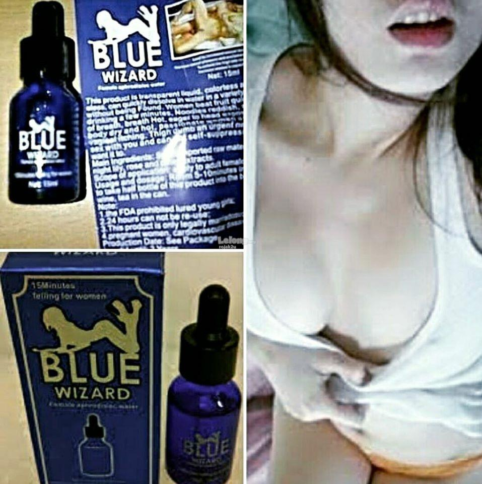 10bottles BLUE WIZARD ORIGINAL BLUEWIZARD WHOLESALES