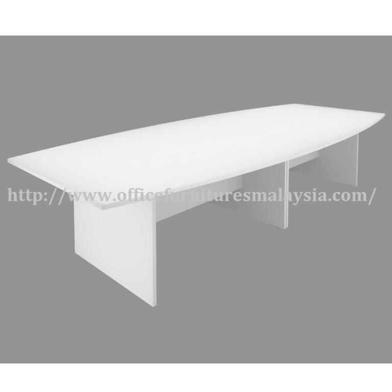 Ft Conference Table Boat Shaped O End PM - 15 foot conference table