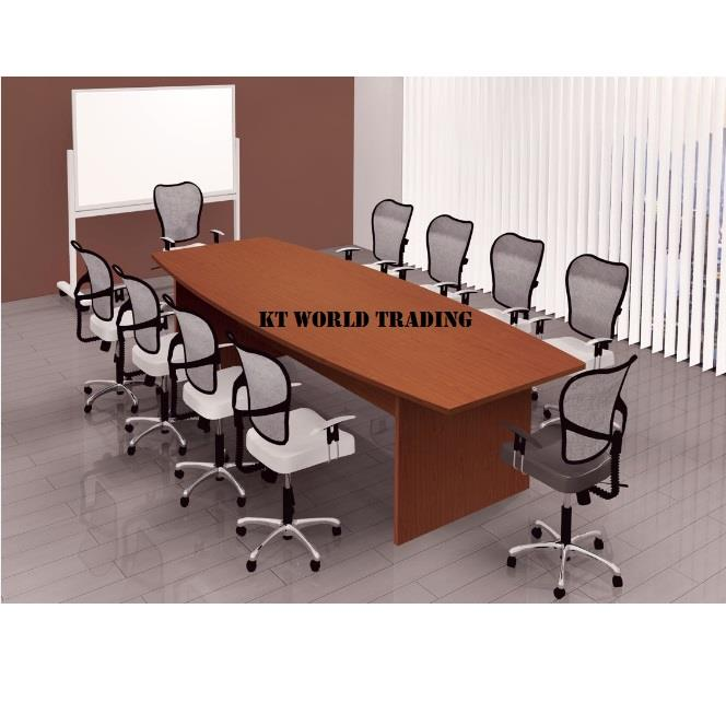 Ft Conference Table Meeting Tabl End PM - 5 ft conference table