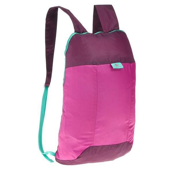 10L Super Lightweight Hiking Backpack - Fold-able to Save Space-purple