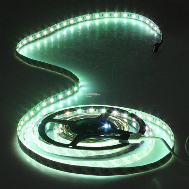 10M 600LEDS 3528 SMD RGB 2X 5M LED light strip + 44 Key IR Remote Cont