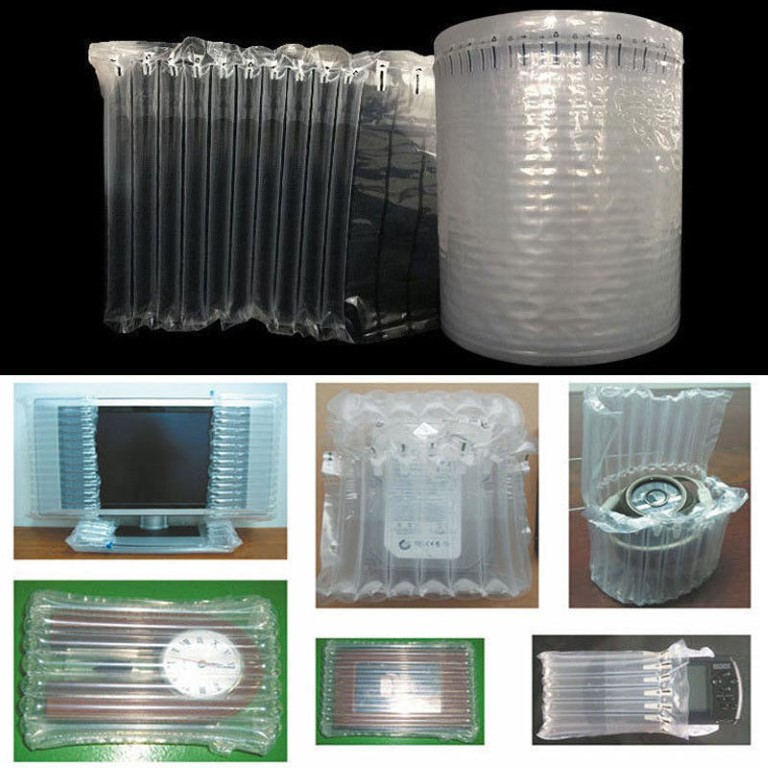 10m Inflatable Air Packaging Protective Bubble Pack Wrap Bag