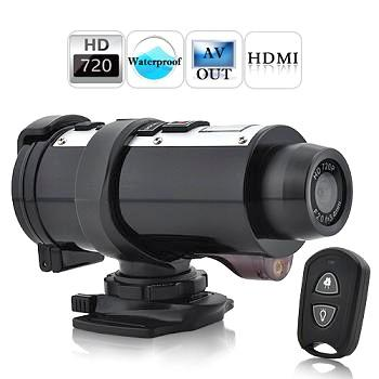 10M Waterproof Action Video Camera with Laser (WSP-03C).
