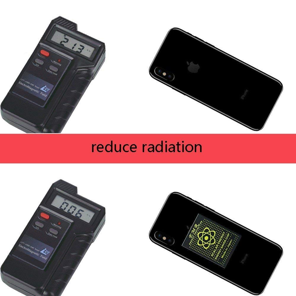 10Pack Scalar Energy Stickers EMR Protection Anti Radiation For Phone