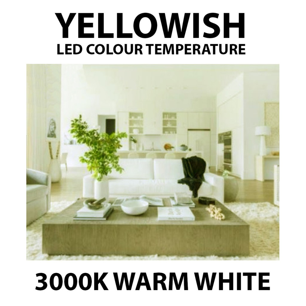 10w/20w LED Surface Ceiling Light 6500k Super  - [10W WARMWHITE 2700K]