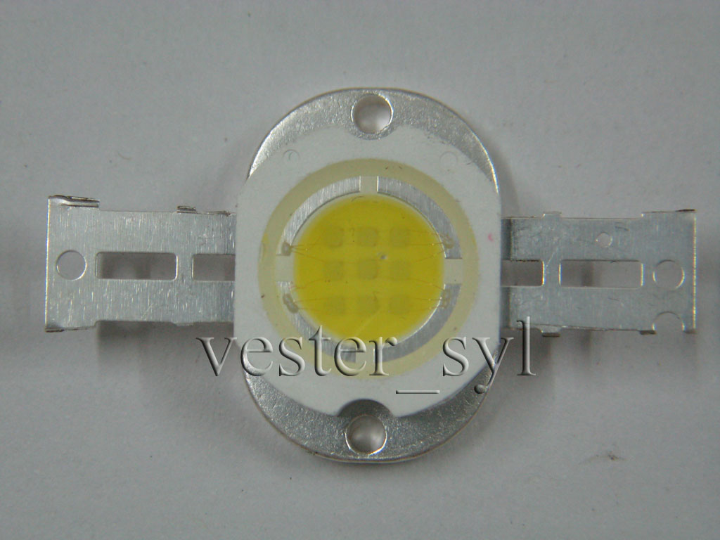 10W 9-Core High Power LED Emitter