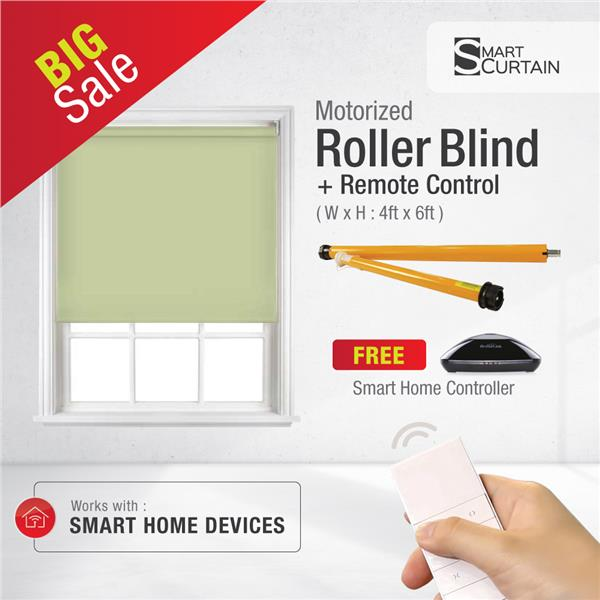 [11.11] [Free Smart Home Controller] Roller Blind Motor/Motorized