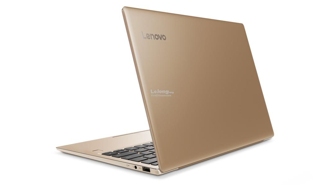 [11-Nov] Lenovo Ideapad 720s-13ARR 81BR0054MJ Notebook *Gold*