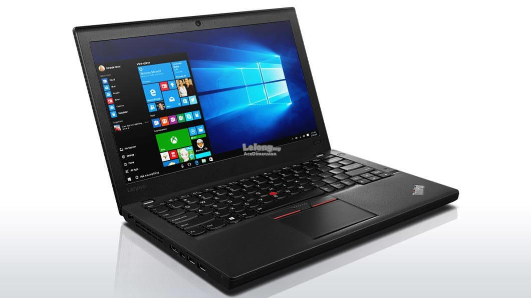 [11-Nov] Lenovo Thinkpad X260-20F5A2ECMY Notebook *Intel i7-6600U*