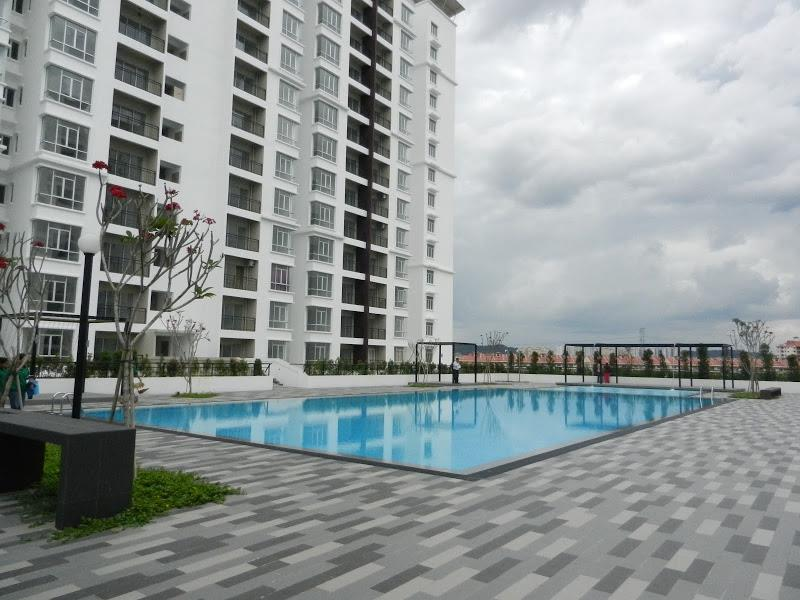 1120 Park Avenue Condo for rent, 2 Car Parks, Near KESAS,Petaling Jaya