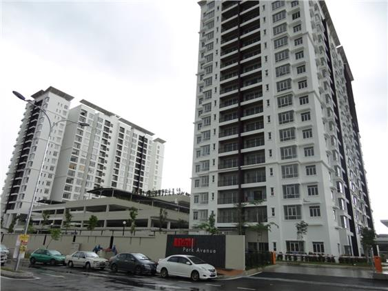 1120 Park Avenue Condo for rent, 2 Car Parks, Petaling Jaya