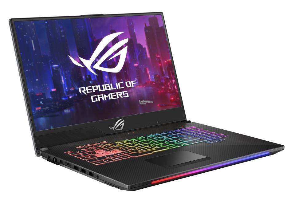 [12/2] Asus ROG Strix SCAR II Edition GL704GV-EV028T Gaming Notebook
