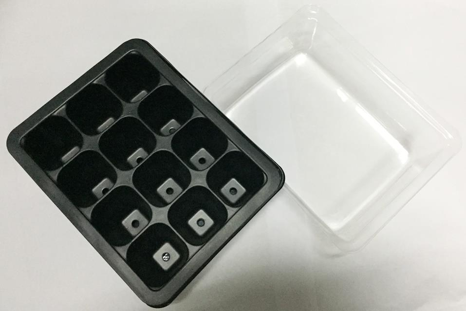 12 Compartment Germination Box (4 set package)